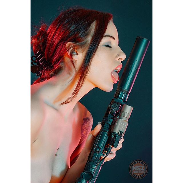 I have found that firearms can be controversial as well as suppressors. Nudity can also be controversial. I thought I would include all three in this photograph I took. The model is the beautiful and wonderfully talented @tina_mariew and yes, you should follow her. This is America. Do what you makes you happy. 🇺🇸🙌🏻 ••••••••••••••••••••••••••••••••••••••••••••••••••••• Lover of freedom: @tina_mariew ••••••••••••••••••••••••••••••••••••••••••••••••••••• #nsz85 #ar15 #ar15news #gunfanatics #ar15goa #igmilitia #brownells #photooftheday #weaponsdaily #gunsdaily #gunsdailyusa #gunpics #merica #ddub_militia #firearms #dailybadass #firearmphotography #defensemk #sickguns #sickgunsallday #weaponsfanatics #slickguns_feature #dailydefense #impliednude #fineart