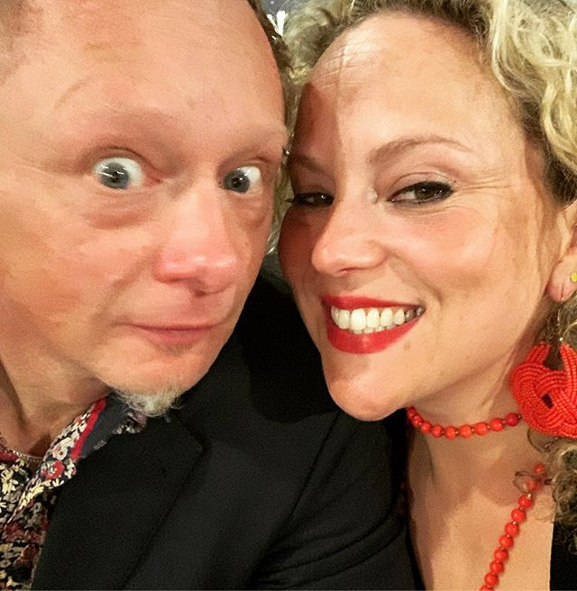 We don't get to gig together enough. But when we do, guaranteed our professionalism is nothin' but a facade...the dirty banter flows freely! Love ya @stinger_kim #jazzensemble #jazz #doublebass #jazzsinger #red #melbournemusicians #cheeky #oldfriends #livemusic #femalejazzsinger #goodnight #melbmusic