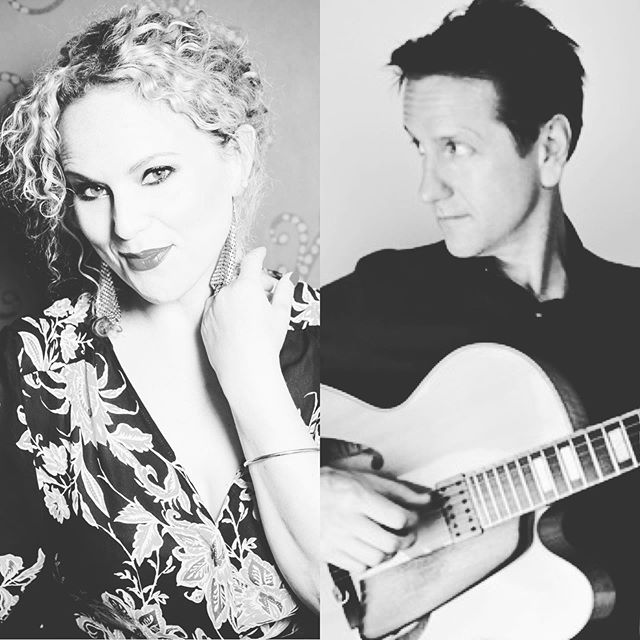 This Sunday @james.marcus.sherlock & I will be kicking off a beautiful swingin' new Sunday Jazz Series at @allegrobarbrighton  So come on over, sip on a lovely aperol spritz & soak in some de-lovely jazz! #jazz #brighton #sundayjazz #allegrobrighton #italianfood #prosecco #aperolspritz  #tamarakuldin #jazzvocalist #melbourne #melbournefoodwinemusic #jazzduo #guitar #melbournelivemusic
