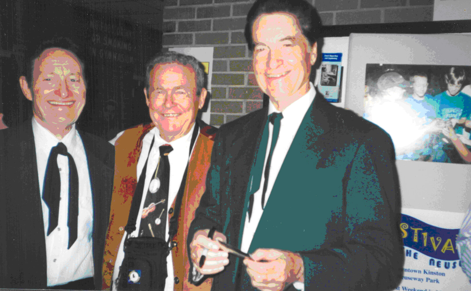 Jim and Jesse McReynolds