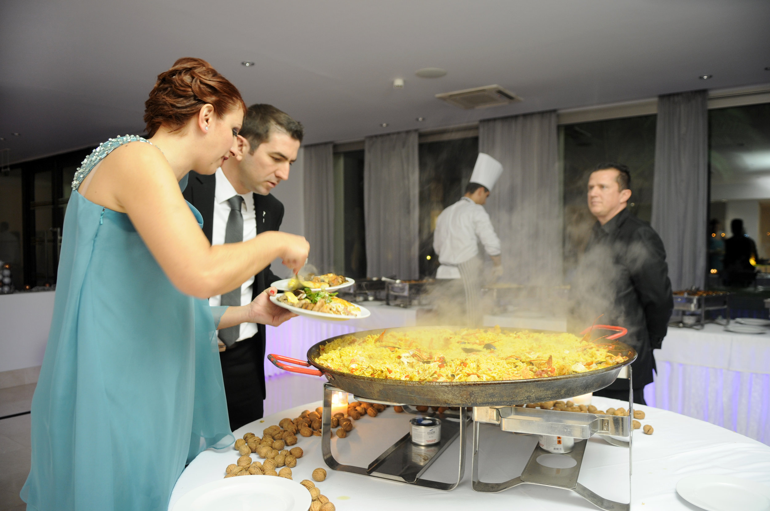 Koble Catering Paella