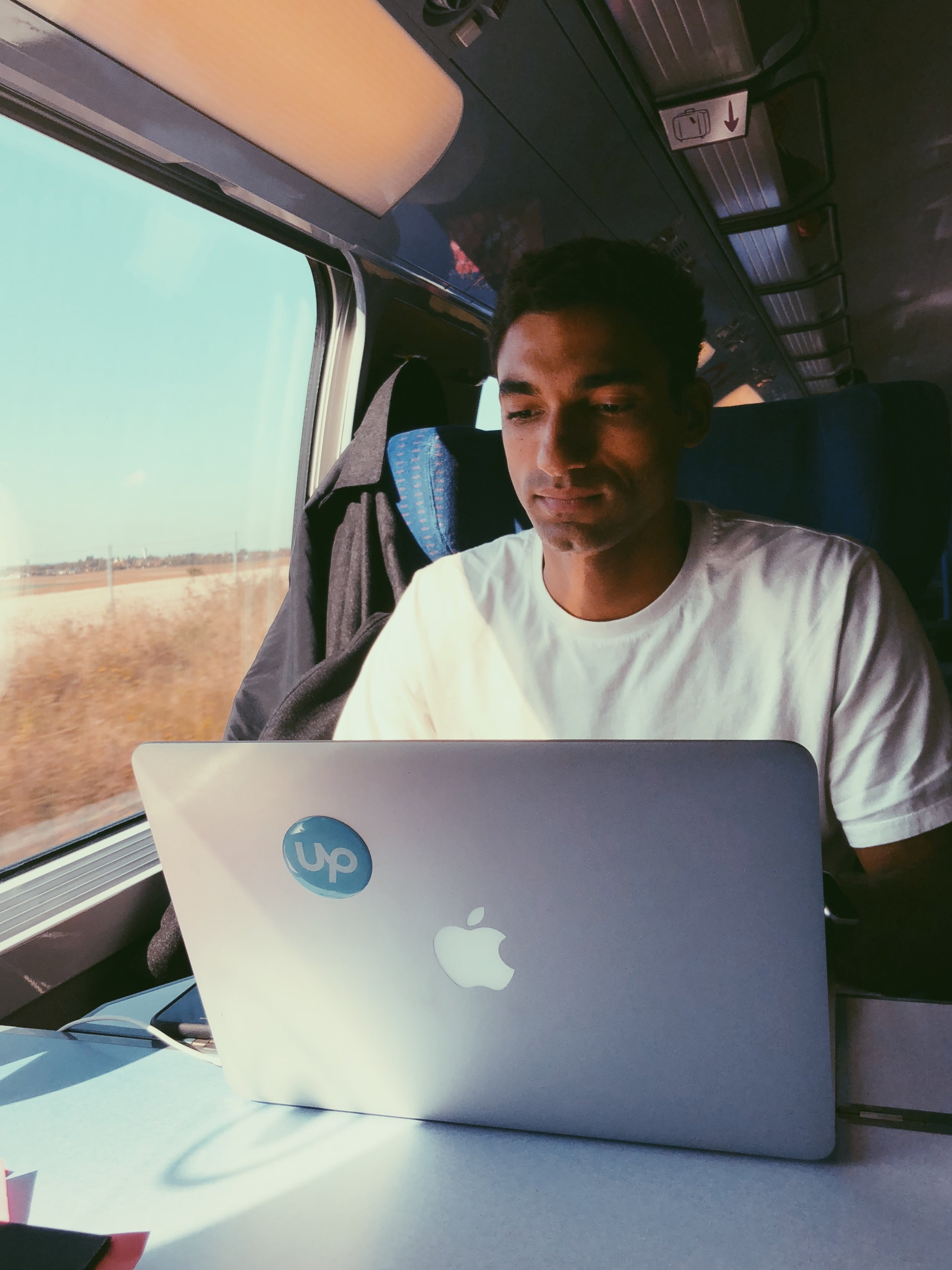 the freedom to work from anywhere - means you will work everywhere