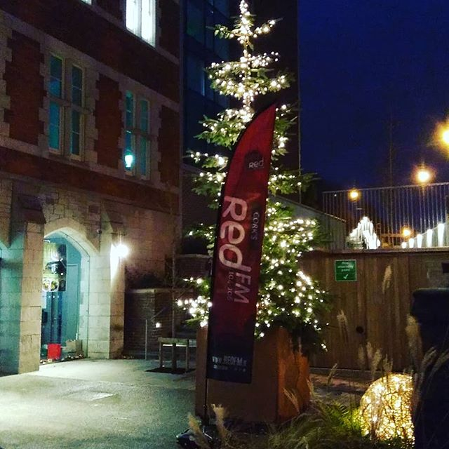 We had a wondetful time singing some traditional carols to celebrate the Christmas lights being turned on @nanonagleplace on @corksredfm!  Tickets for our Christmas concerts are now available at madrigal75.net/christmas-2018  #Carols #Choir #ChristmasChoir  #ChristmasLights #CorksRedFM