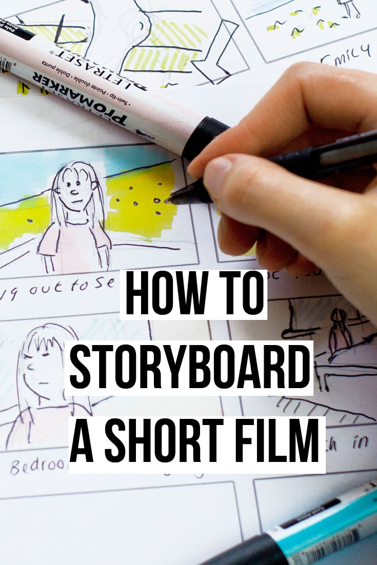 how to storyboard a short film storyboarding a student film