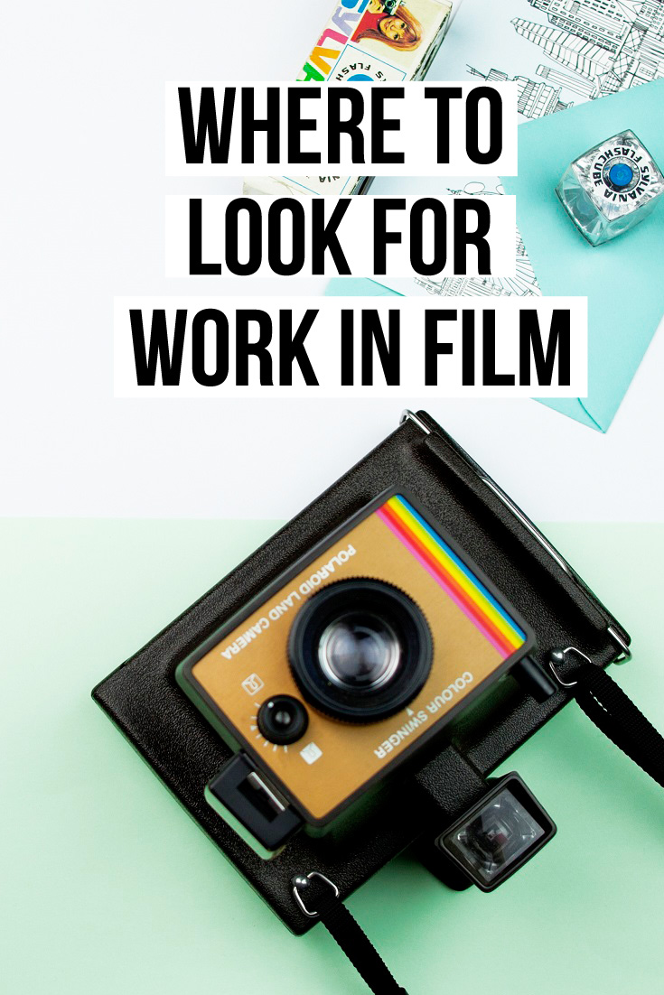 Where to look for film jobs