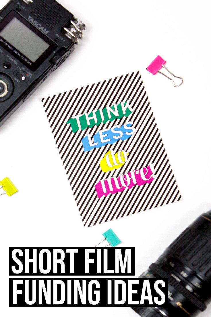 Short Film Funding Ideas.jpg