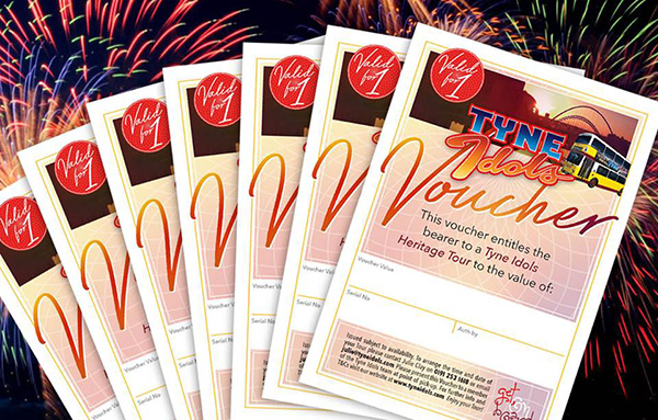 Shameless plug time: we sell Gift Vouchers, perfect for a relative or friend perhaps (or when you have to buy a token gift for someone you hate such as an aunt or wicked stepmother). Just ask wor Julie…