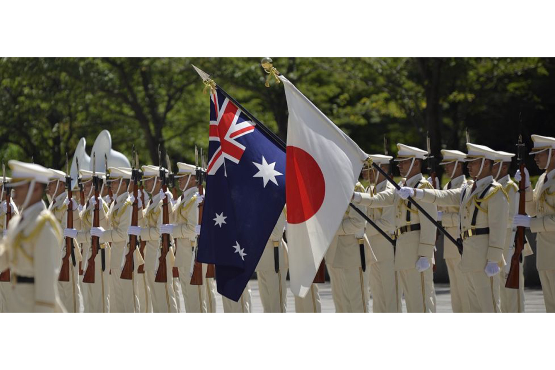 Japan and Australia Set the Stage for a Security Alliance Independent of the U.S. - Despite their locations on opposite ends of the Pacific, Australia and Japan share many concerns: the safety of their shipping via sea lanes, the increased pressure put on them by China's rise in power and a complicated alliance with the United States.
