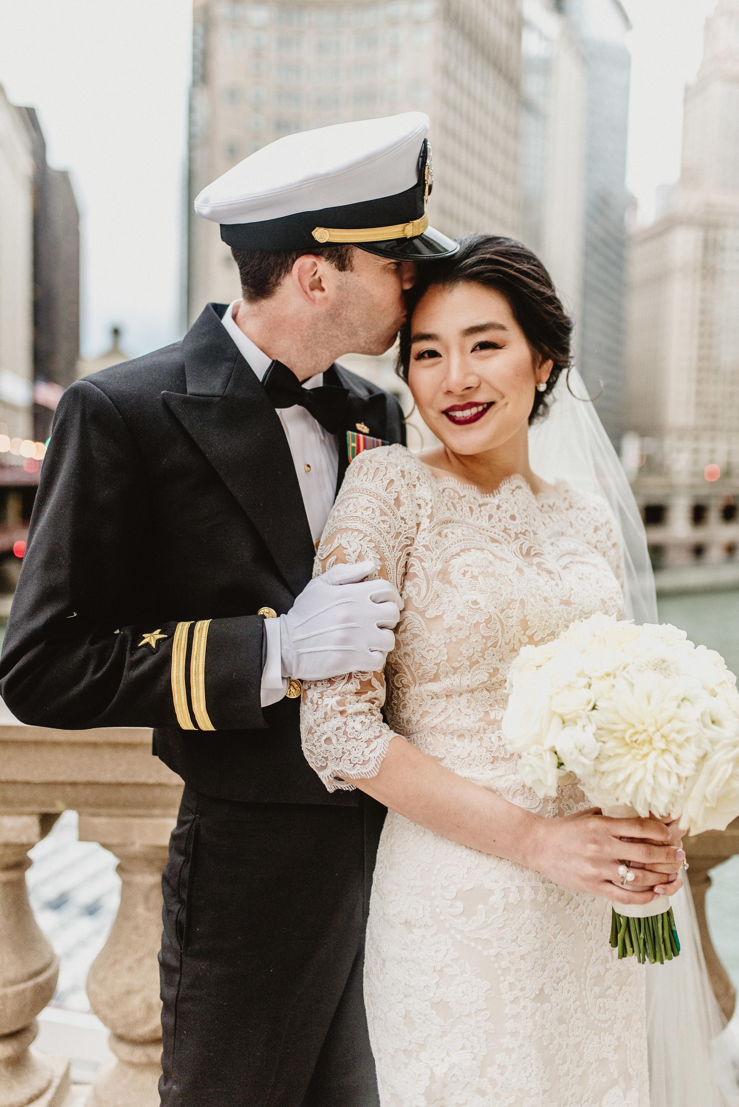 Melissa + Andrew Wedding - Marriott Magnificent Mile, Chicago, IL