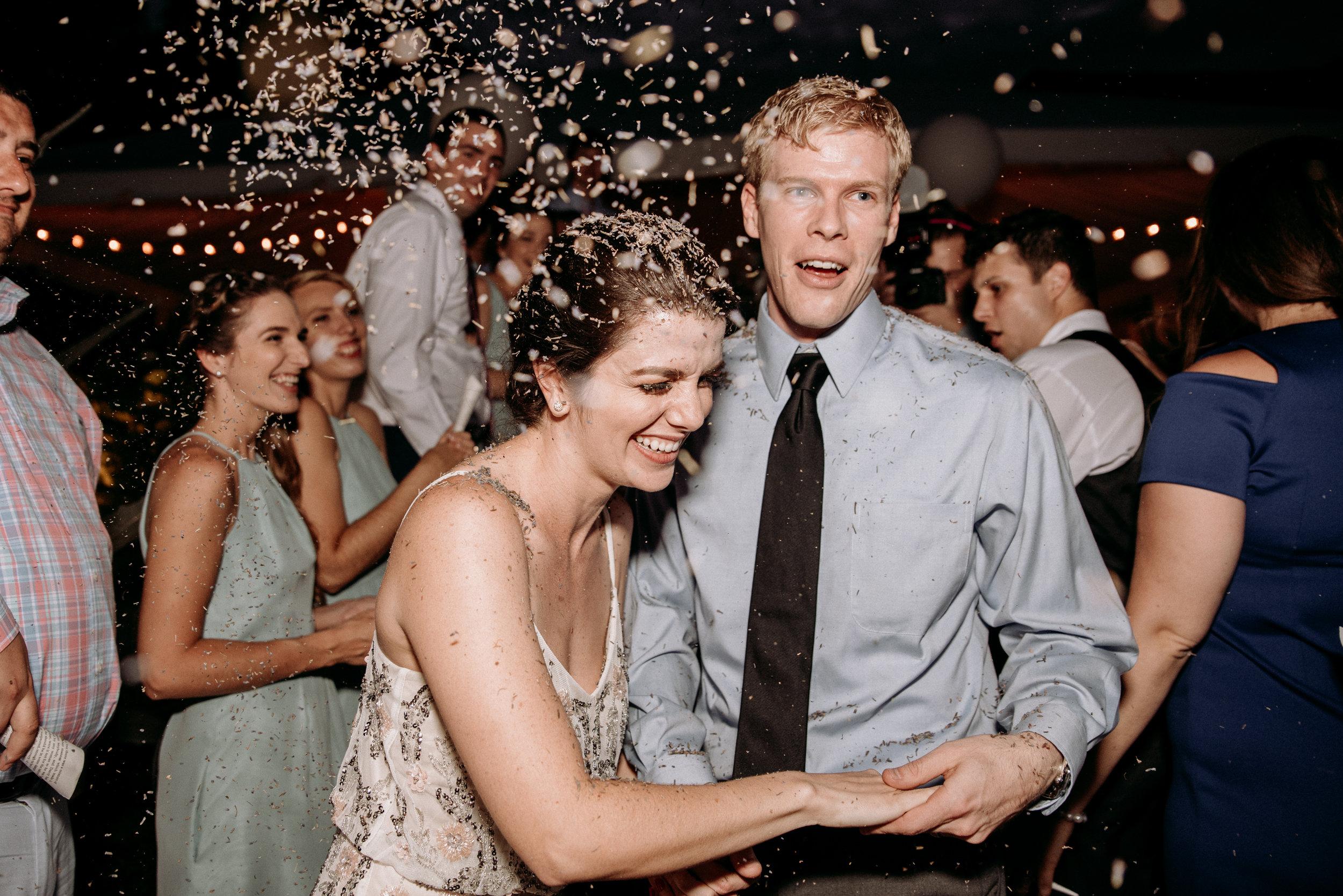 Ashley + Brett Wedding - Casa Feliz, Winter Park, FL