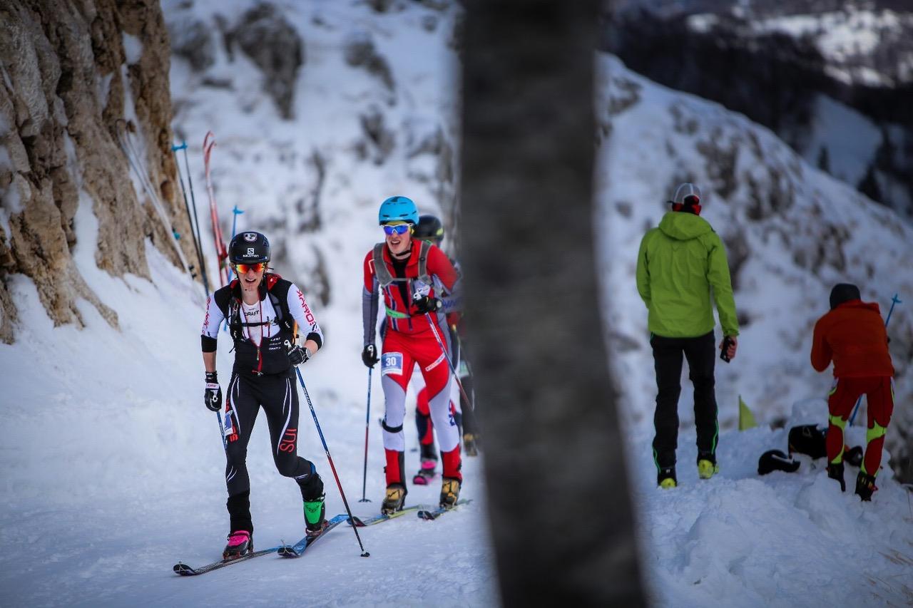 Micha Steiner VCR Ambassador Ski Touring