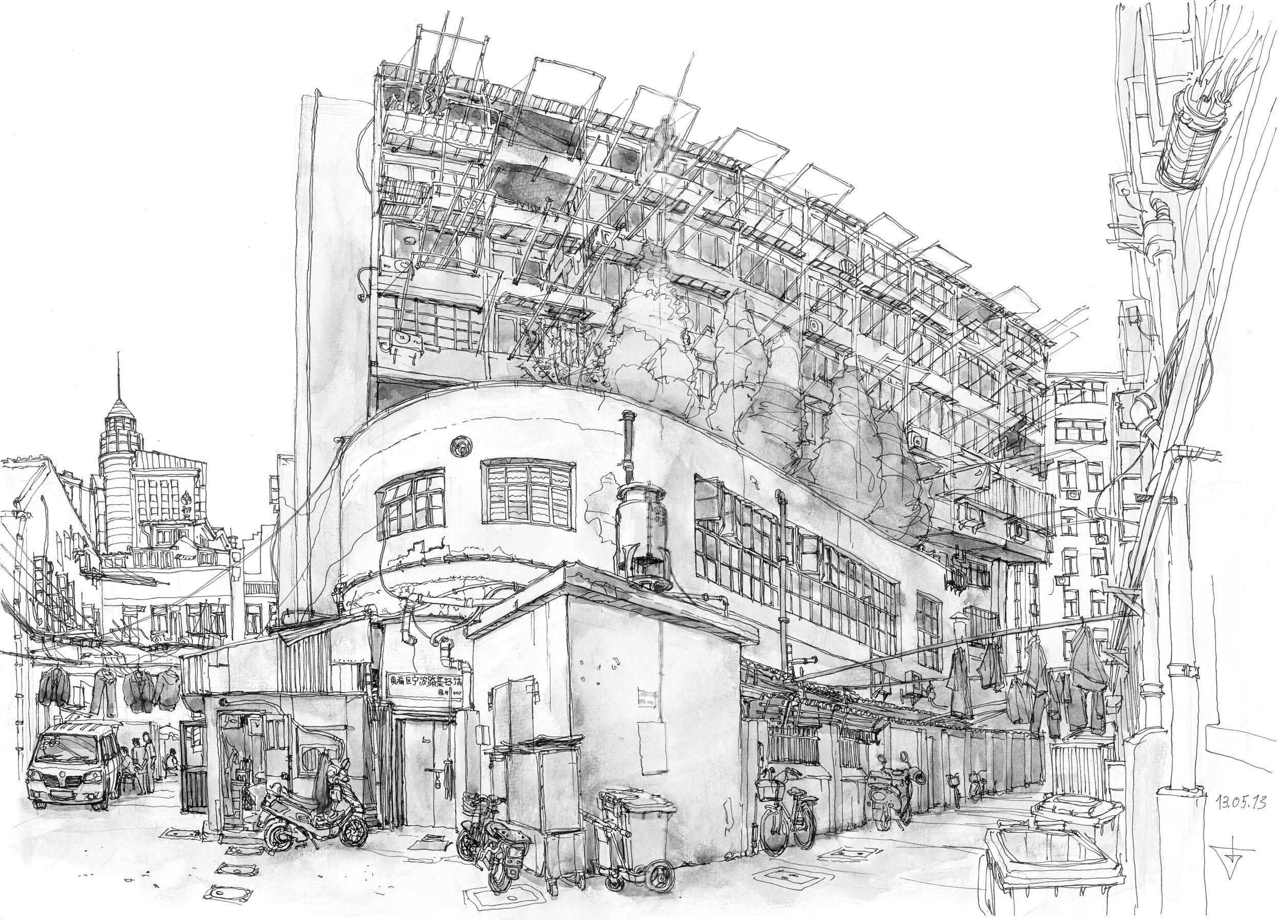 Illustration, Evgeny Bondarenko