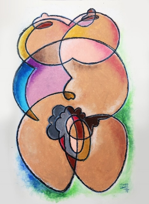 Morphing Venus,Ronald Paredes