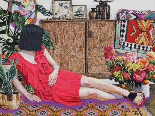 Still Life, Naomi Okubo