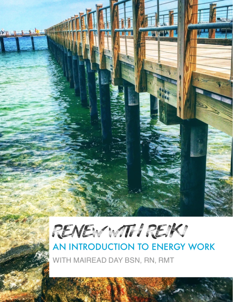 Ready to start your journey? - Ready to get started?Renew with Reiki will provide you with an introduction to energy work and Reiki practice to help kick start your healing journey!Download your FREE ebook now!