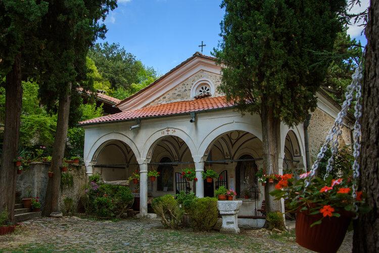 Мъглижкият манастир