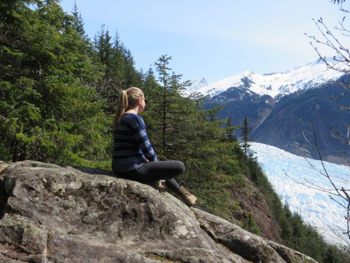 Stunning view of the glaciers - @yellowtravelbird