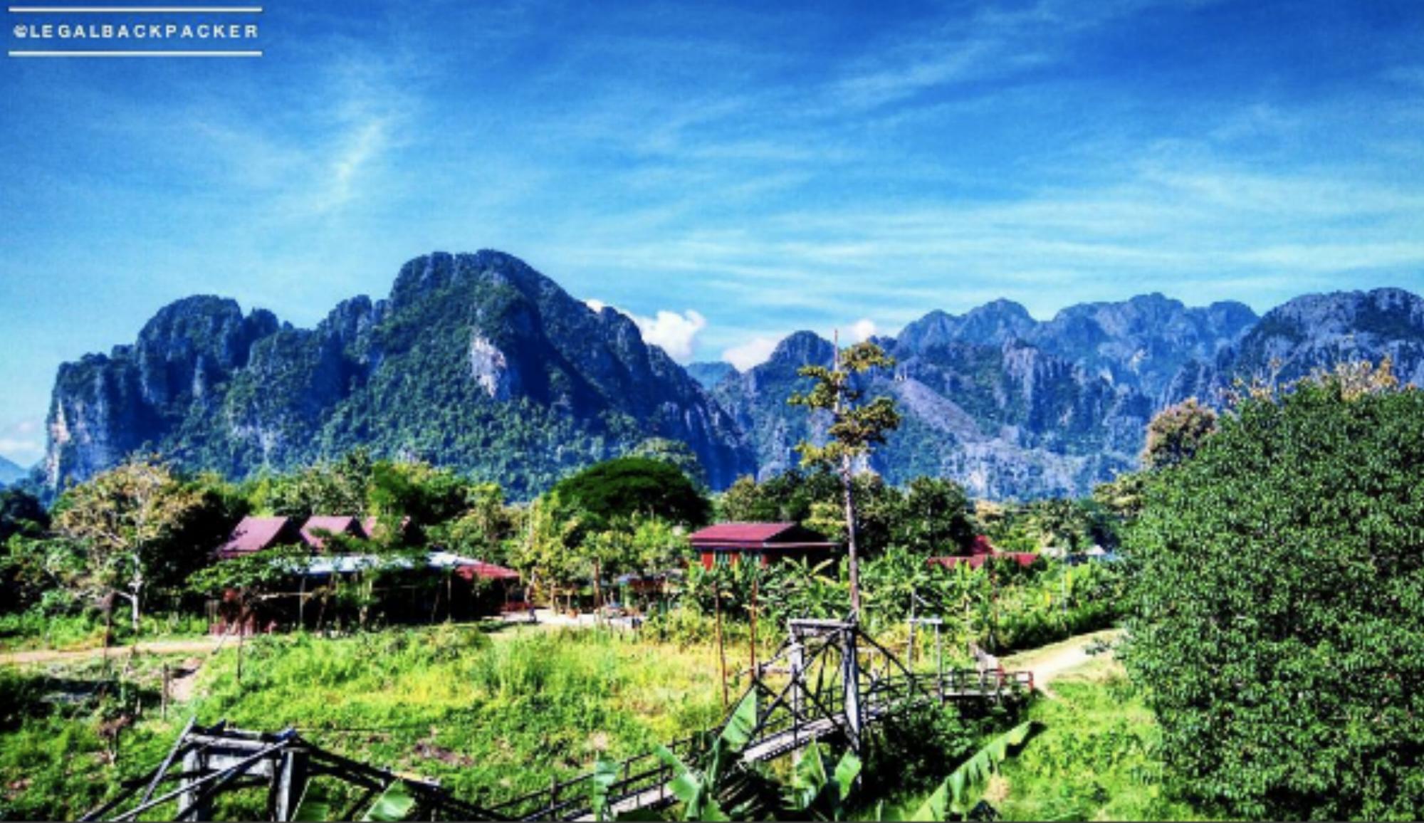 Laos, December 2016