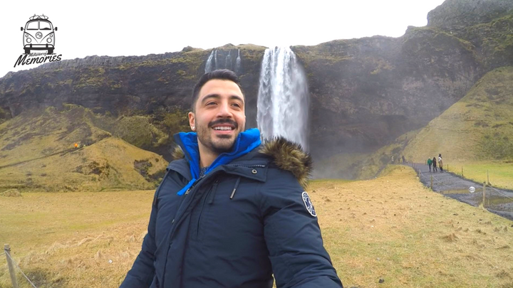 Driver Adilson Randi @Dilsiin - Iceland 2017