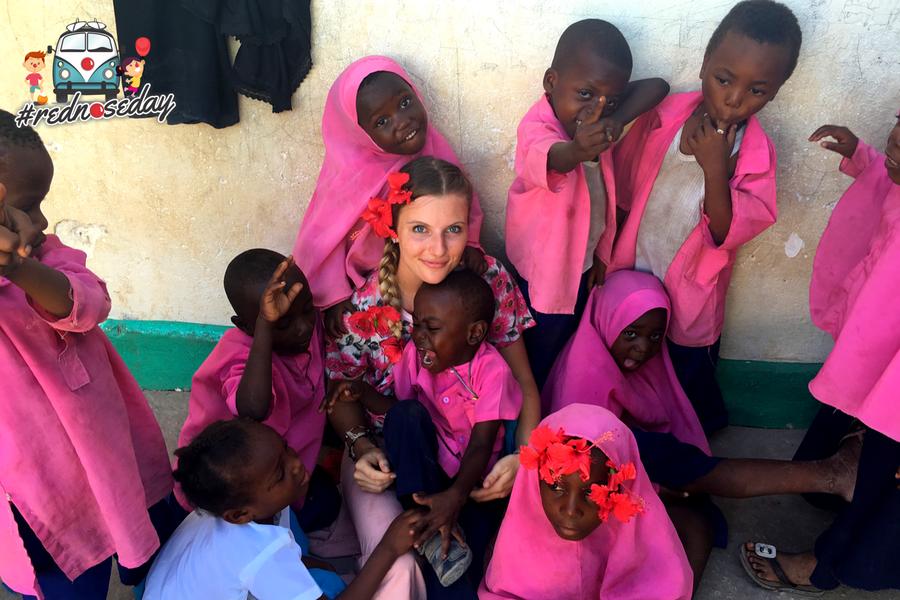 Globetrotter Silvana Simon, Zanzibar, Africa, 2016