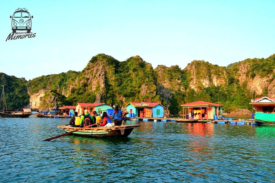 Emma June - Halong Bay, Vietnam - 2016