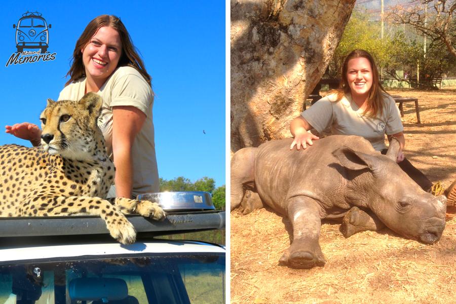 Malina Weitkemper - Moholoholo Wildlife Rehabilitation Center, 2017