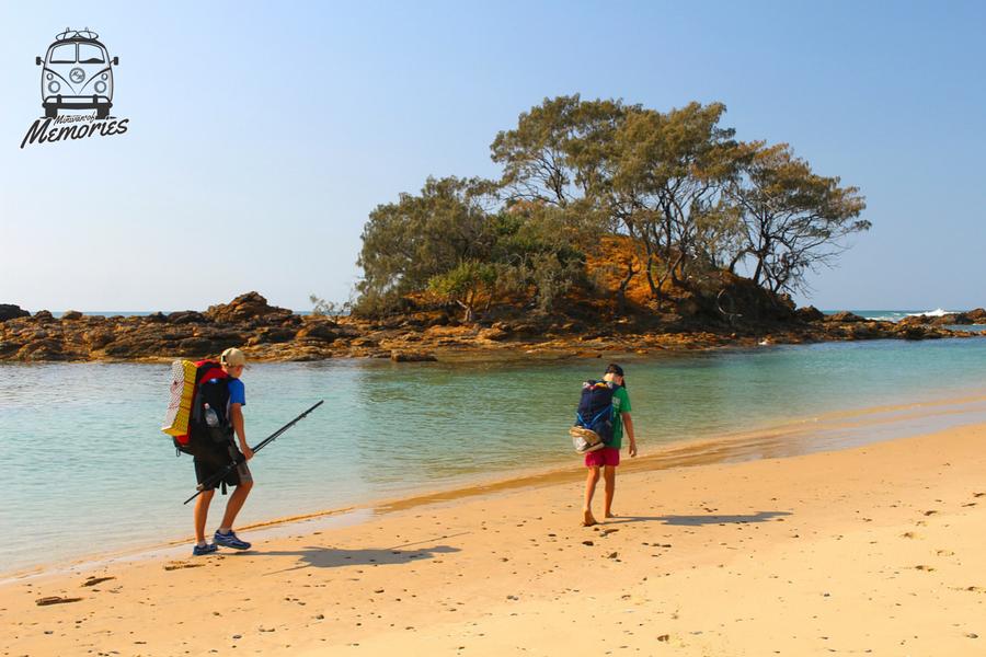 Sons of Adventure - Yuraygir Coastal Walk