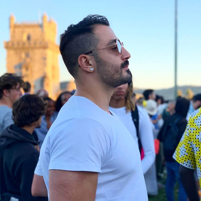 No filter needed. Portugal was just too amazing. That sunset was everything I needed . . . . . . #summerfun #beachbody #menstyle #goprohero4 #healthylife #tourism #portugal #travelling #lisboa #eurotrip #gayscruff #hunk #lisbon #mrbeardedman #borntobeard #instagoodmyphoto #instagood #followme #followmenow #like4like #instagay #sunnydays #pognophile #scruff #gay #belem #outjazz #beardedvillains #menstyle #asos