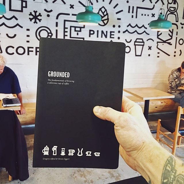 We're proud to be sold at @pinecoffeesupply !! They have coffee, books, and equipment for your holiday needs. Check them out! Also, their coffee tastes AMAZING.