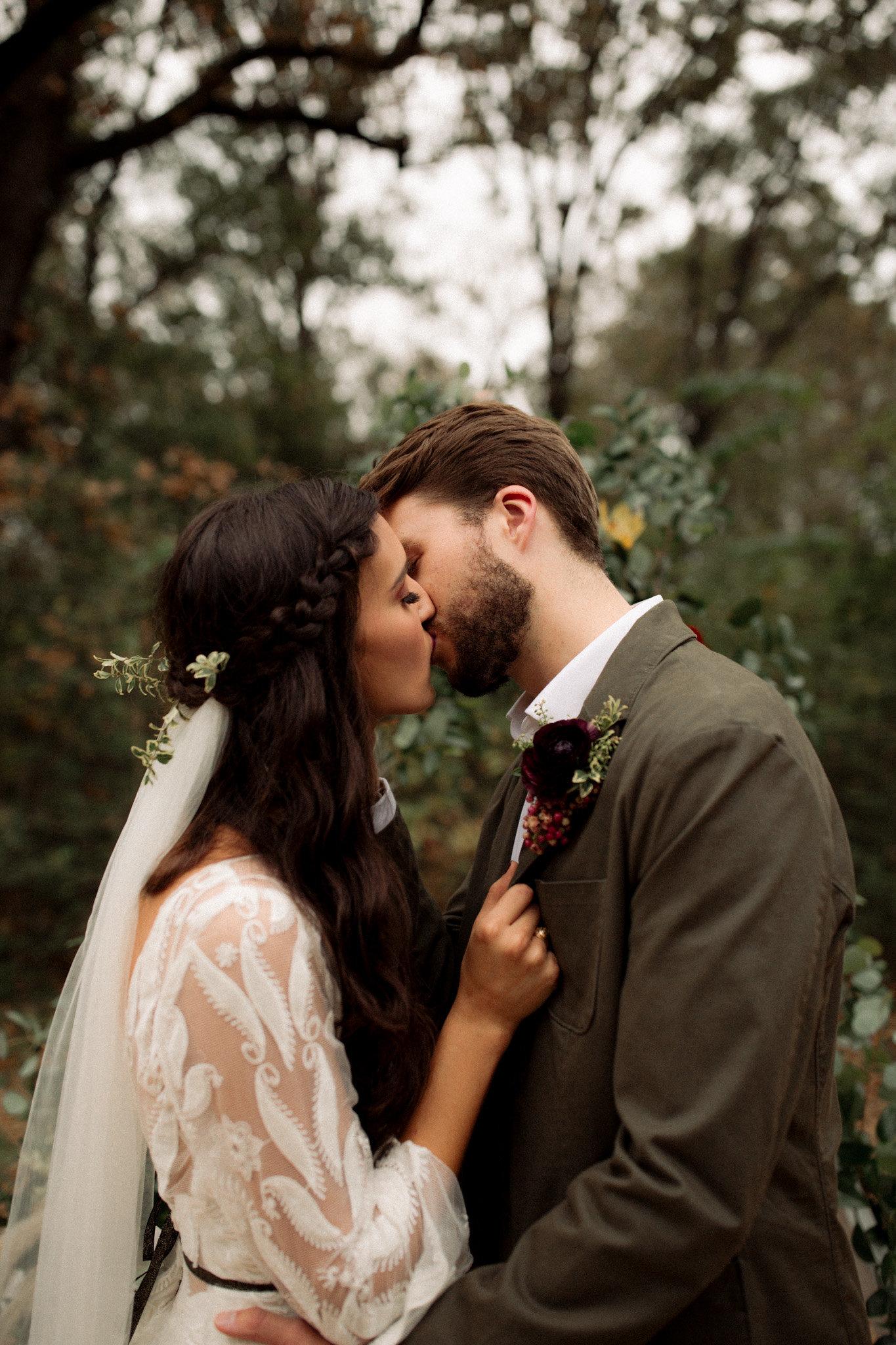 Junebug wedding featured Epoch Co Wedding Planner at Ronin Farm