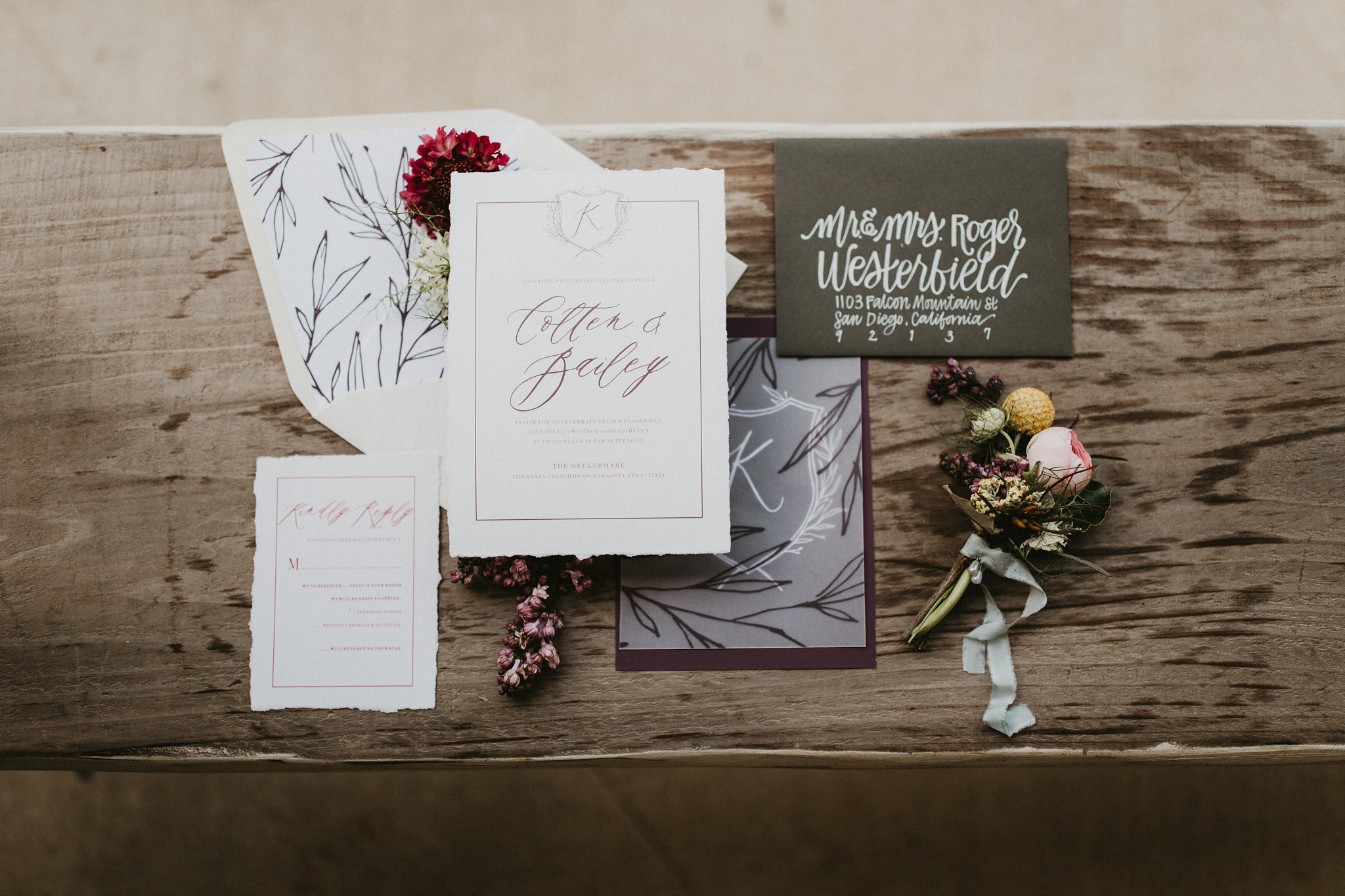 houston wedding stationery epoch co coordinator meekermark