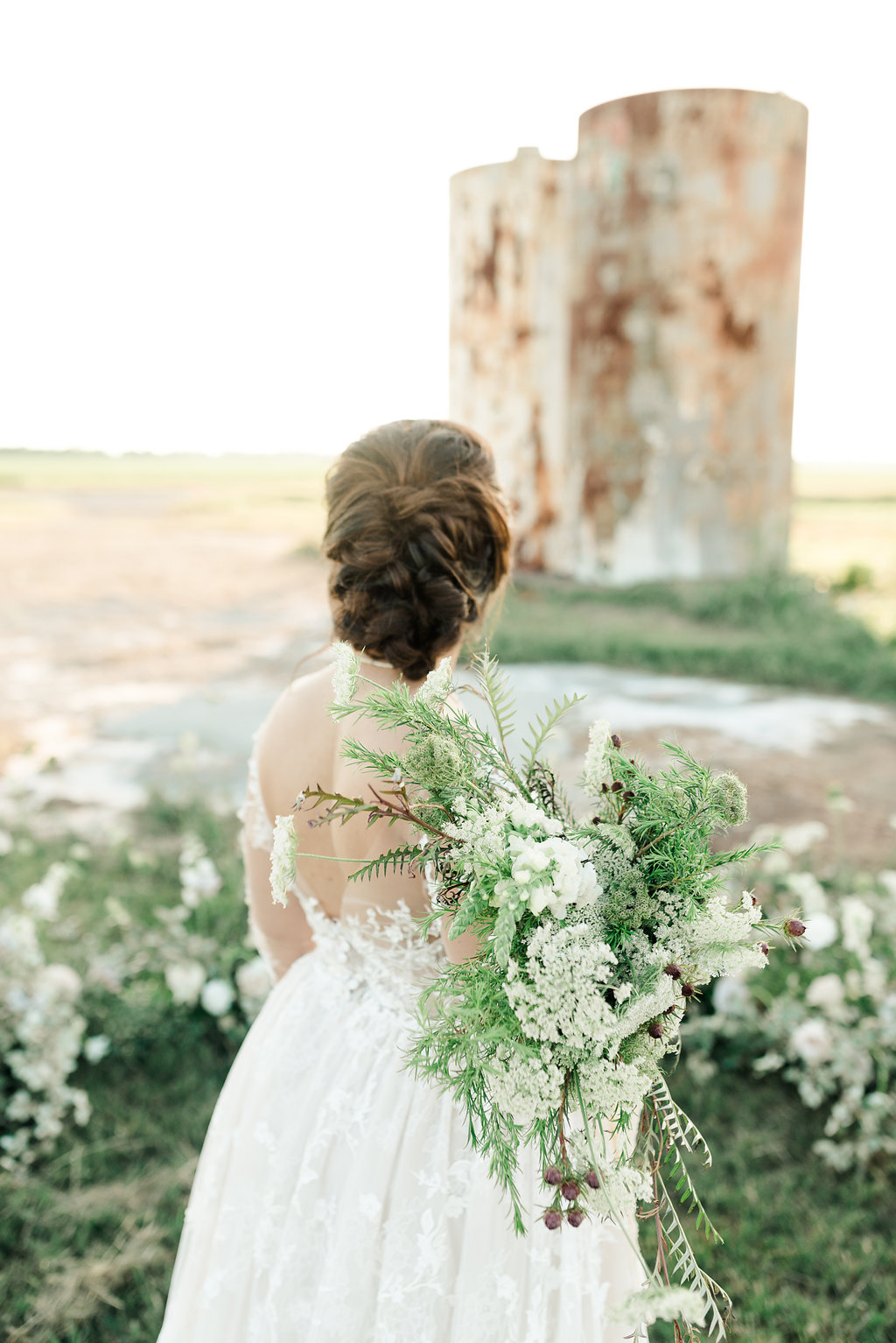 The silos at the gin ten23 photography epoch co college station wedding coordinator