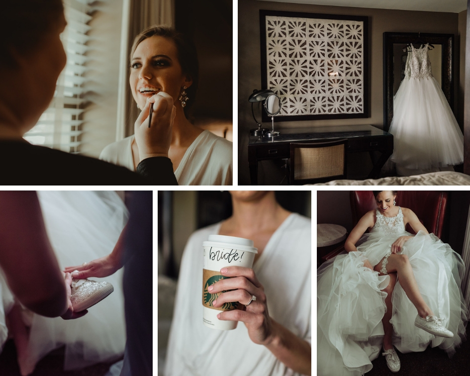 bride getting ready images college station wedding coordinator epoch co theo graphics