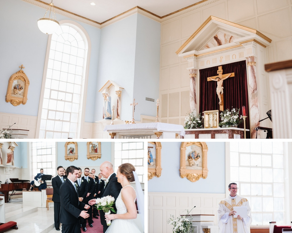 St Marys Catholic Church Wedding College Station Texas Epoch Co Theo Graphics