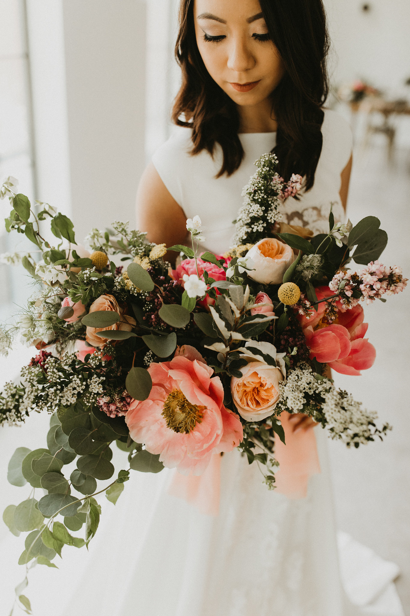 Photographer : Century Tree Productions  ||  Floral :  Urban Rubbish  ||  Venue : The Meekermark, Magnolia, Texas