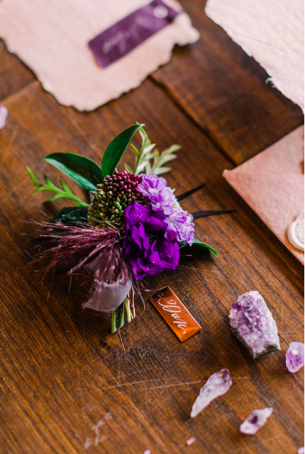 Above 3 Images:   Photographer : Bonner Rhae Photography ||   Floral : Urban Rubbish  ||  Stationery : Halfmoon Lettering ||  Venue : The Vine, New Ulm, Texas