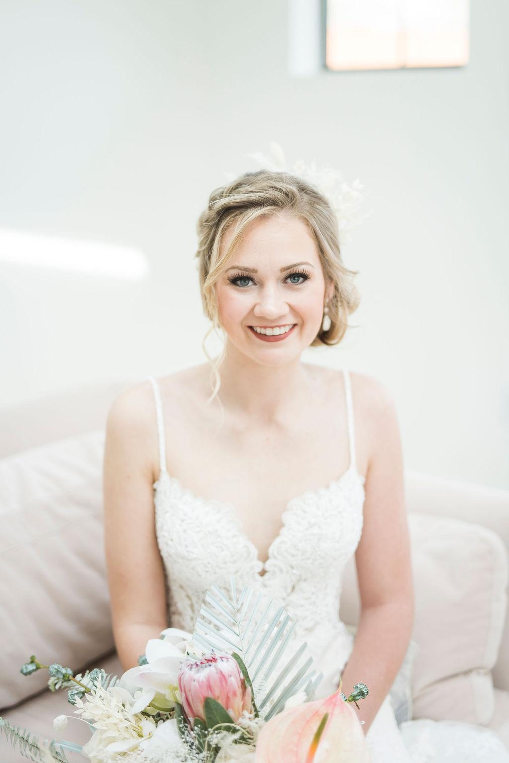 boho updo bridal makeup inspiration wedding planner epoch co