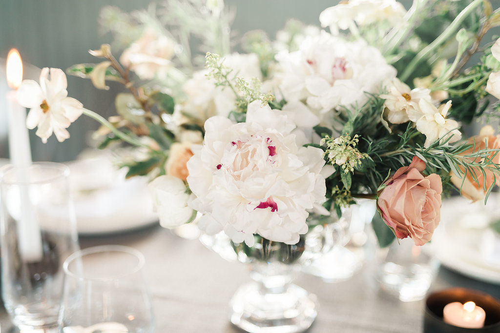 peony neutral wedding floral modern industrial design houston austin wedding venue planner coordinator epoch co+