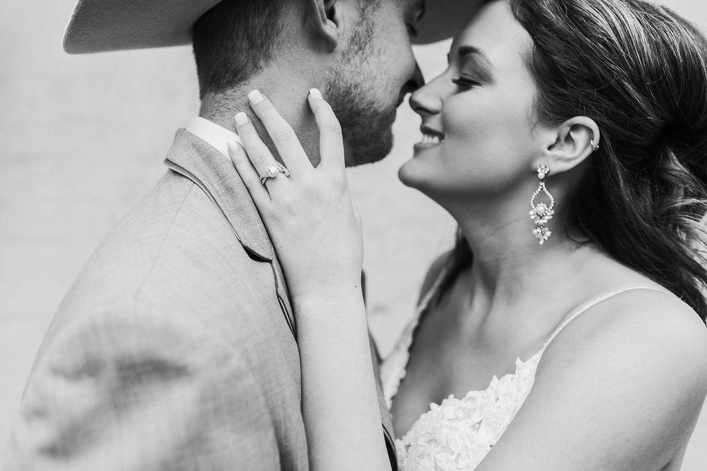 Epoch Co+ Destination wedding planner | First Look Photo Ideas with Groom | Rockin Star Ranch, Brenham Wedding Venue | Velvet + Wire Photography | Austin Wedding Planner | Bridal Jewelry