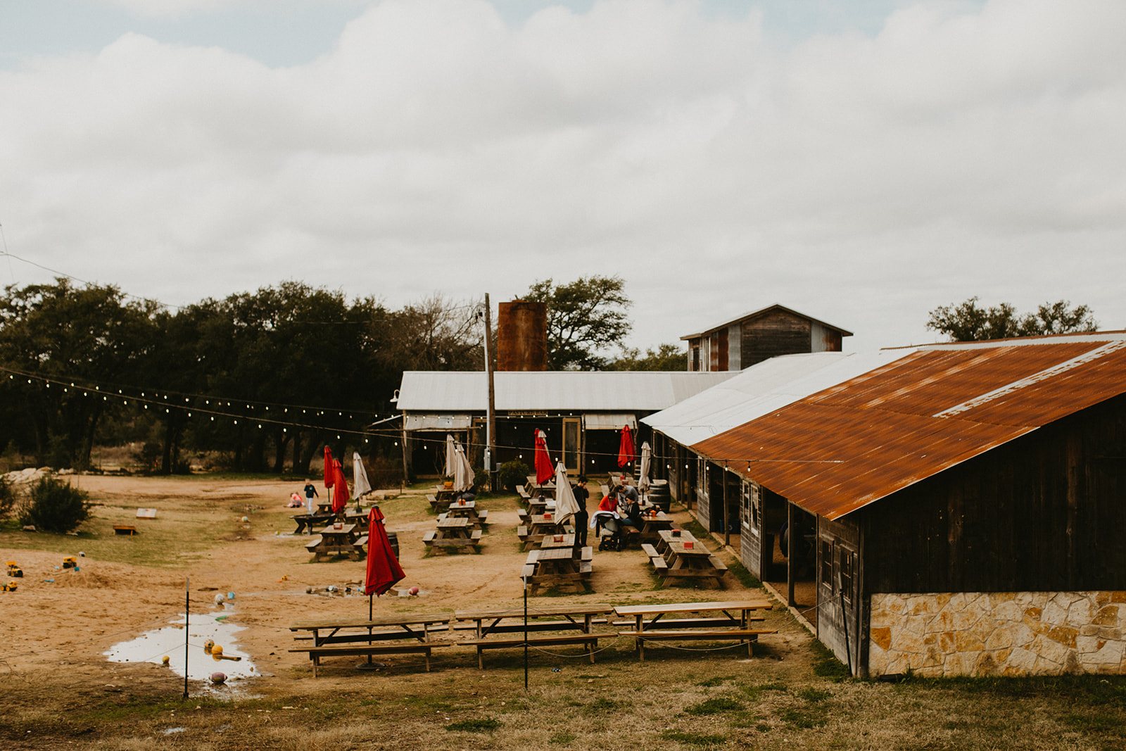Destination wedding planner + Jester King Brewery, Austin, Dripping Springs, Texas
