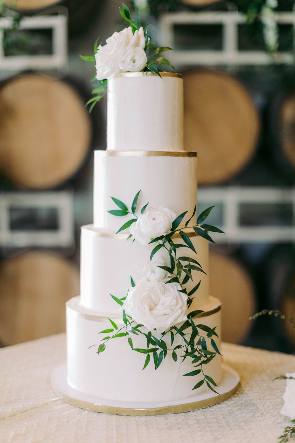 Brides Classic Cake | Sinfully Sweet Cake Design | Austin Planner