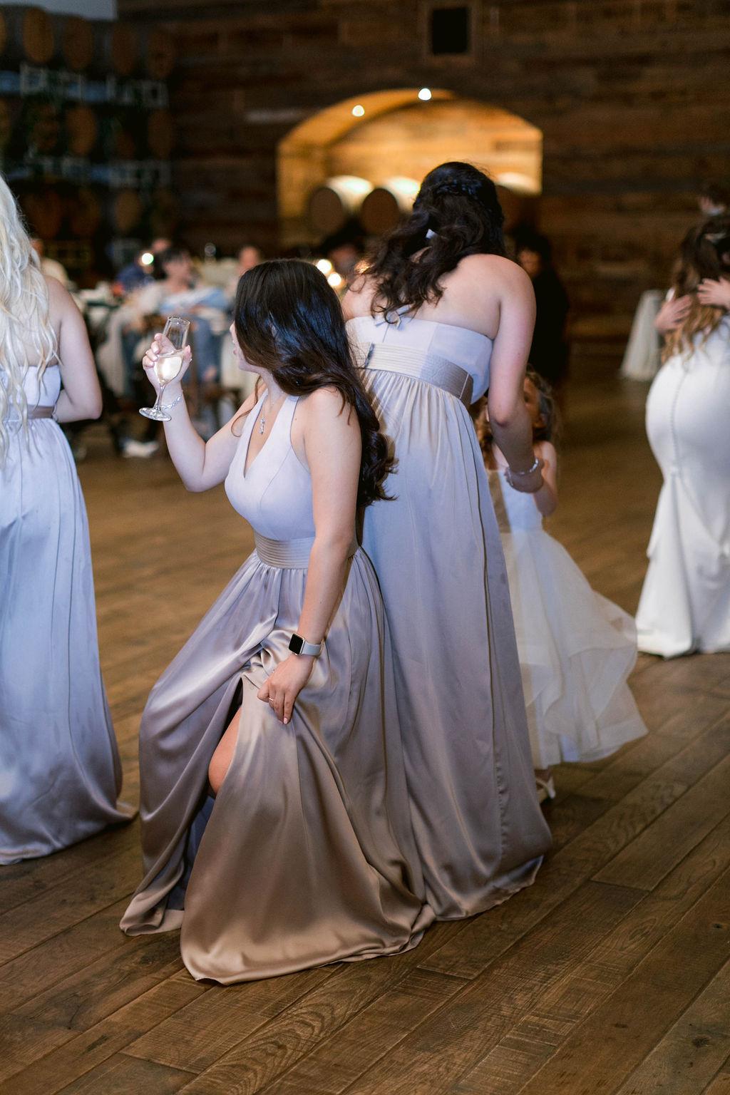 Bridesmaid Party Fun | Epoch Co+ | Wedding Planner