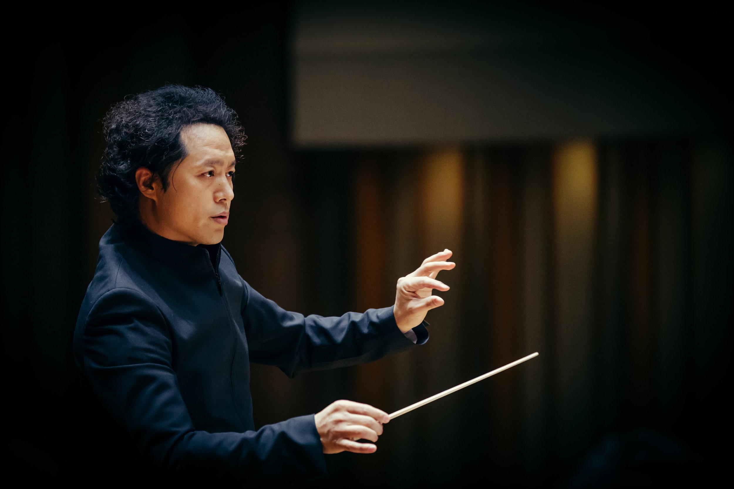 Yongjae Kim (KOREA)    Winner of the 2018 Pierre Monteux Prize