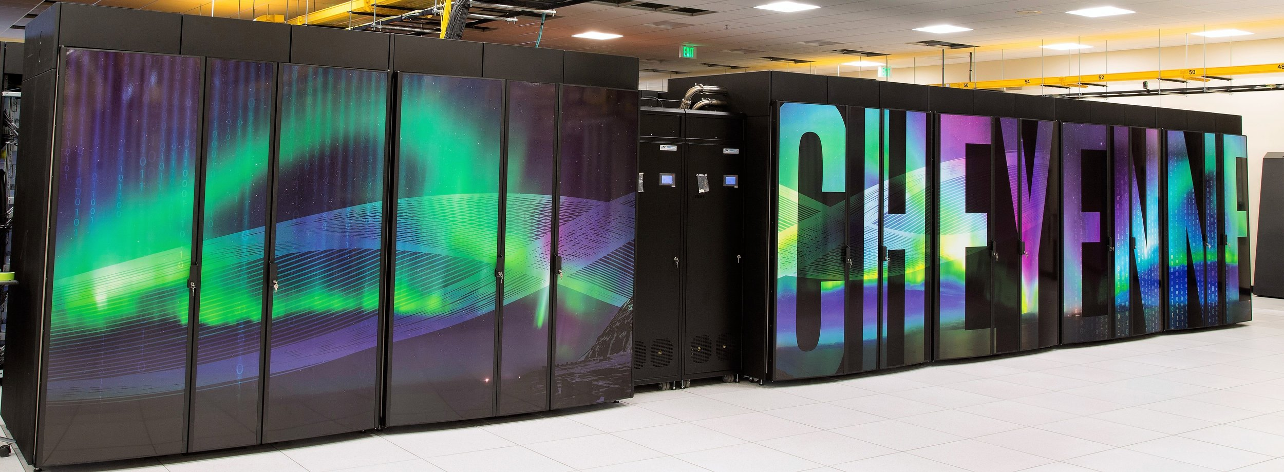 Cheyenne was ranked as the 40th most powerful supercomputer in the world by  TOP500 in June 2019 .
