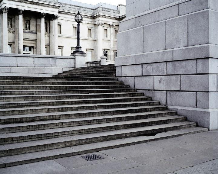 Trafalgar Square | Photography by Andrew Rankin