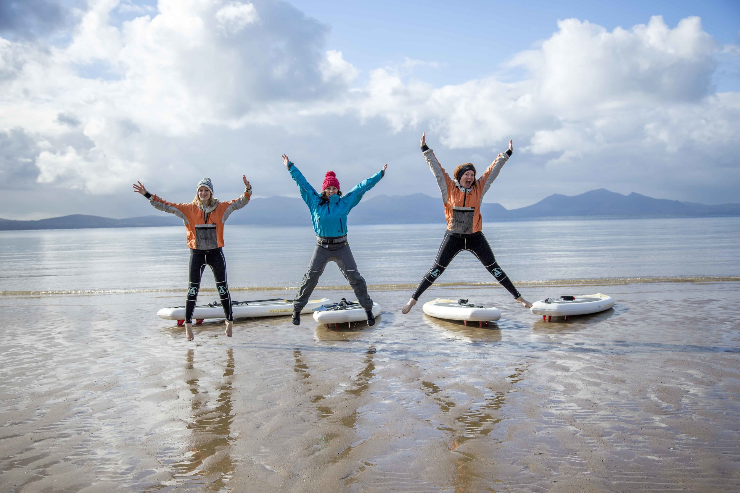 Psyched Paddlebosarding | Health Benefits doing SUP