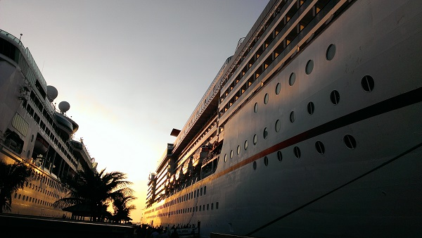 2018 Cruise Eat Drink Vacations