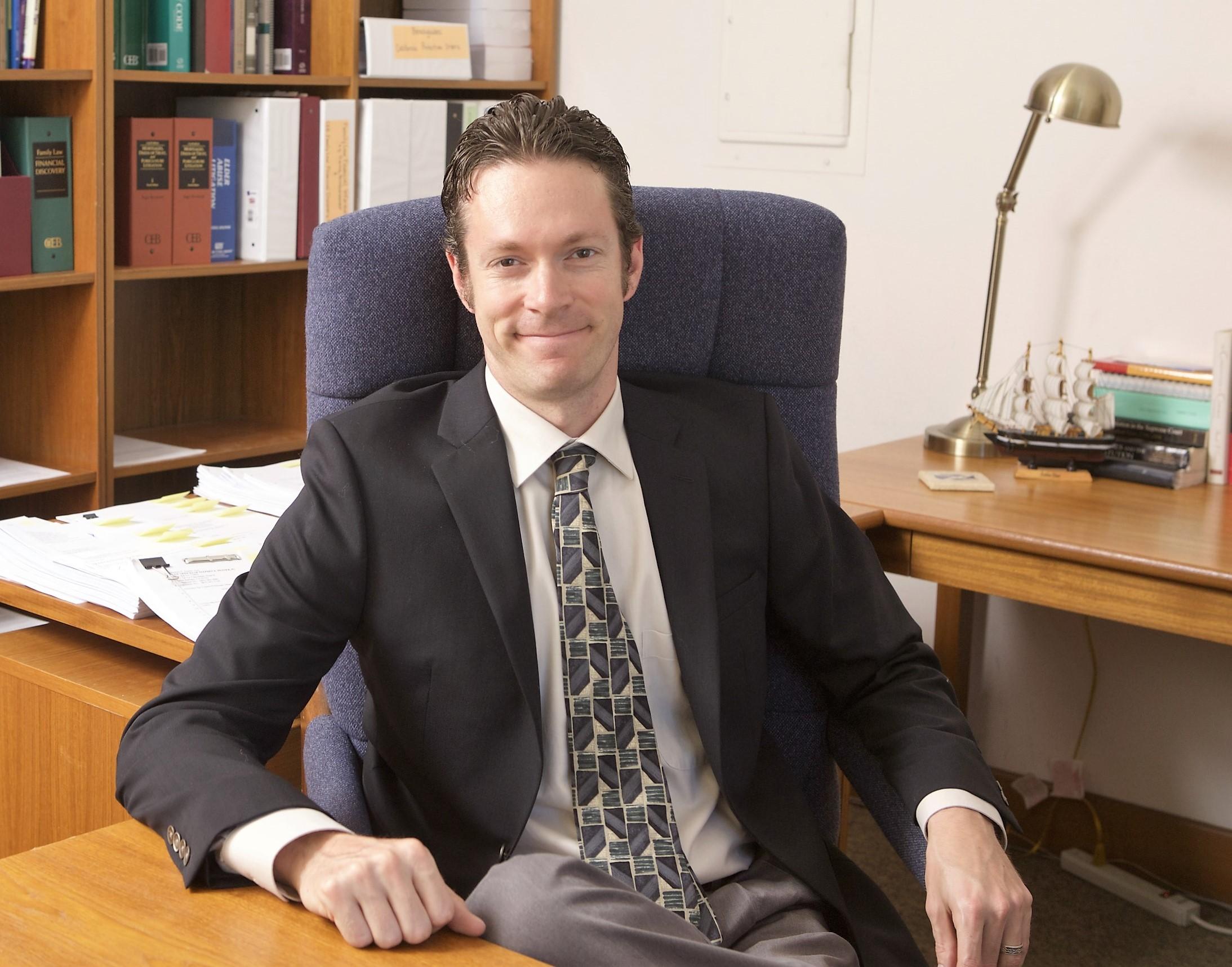 Jeremy A.A. Purves, Paralegal