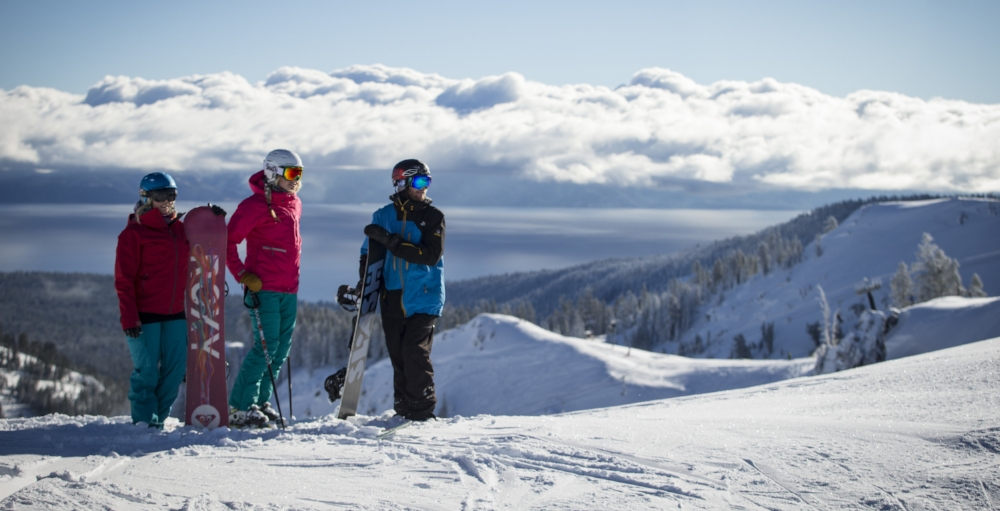 Photo: Squaw Valley Alpine Meadows