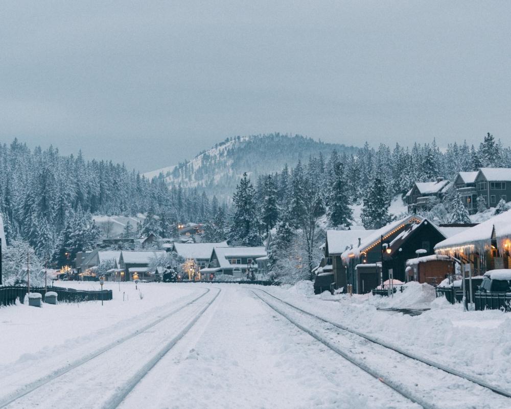Truckee Winter